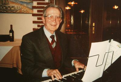 Der Maler Ernst Bernhard