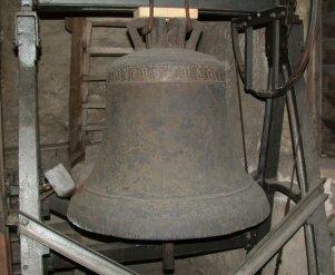 Glocke aus dem 15. Jh