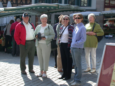 2004 Besuch Kearns_Schantz